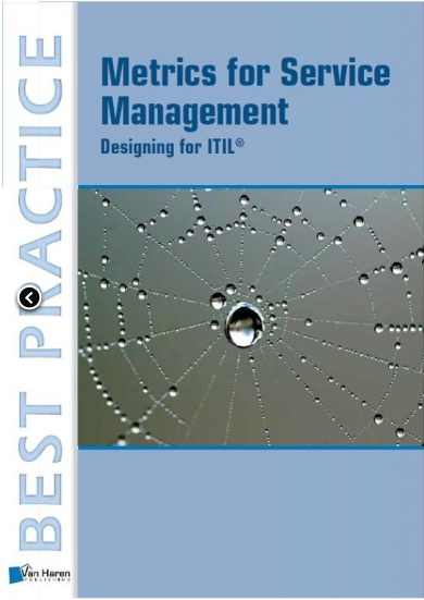 Metrics for Service Management book cover